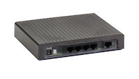 Ethernet Extender 4 Port