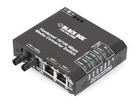 Industrial 10/100 Ethernet Switch - Hardened Temperature, 3-Port