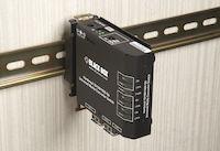 LBH210 Series Gigabit Ethernet (1000-Mbps) Hardened Temperature Switch - (1) 10/100/1000-Mbps Copper RJ45, (2) 100/1000-Mbps SFP+