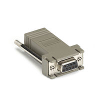 Value Line  Console Server Adapter - DB9 Female DTE to RJ45