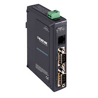Industrial Serial Device Server - 2-Port