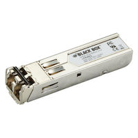 LFP400 Series Fast (155-Mbps) Extreme Temperature SFP with Extended Diagnostics - (1) 155-Mbps Multimode Fiber, 850nm, 2km, LC