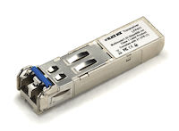 LFP410 Series Gigabit (1.25-Gbps) Extreme Temperature SFP with Extended Diagnostics - (1) 1.25-Gbps Multimode Fiber, 850nm, 550m, LC