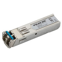 LFP410 Series Industrial SFP with Extended Diagnostics - 1250-Mbps, Singlemode Fiber, 1310-nm, 30km