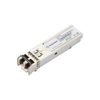LFP440 Series Gigabit (1.25-Gbps) SFP - (1) 1.25-Gbps Multimode Fiber, 850nm, 550m, LC