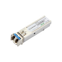 SFP Transceiver- 1.25-Gb, 1310-nm Single-Mode Fiber, 20-km, LC