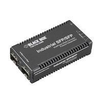 MultiPower Miniature Media Converter - Gigabit Ethernet SFP