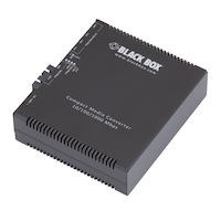 Compact Media Converter - Gigabit Ethernet Single Mode 1310nm 10km SC