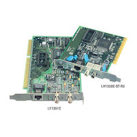 Network Interface Adapter PCI 100BASEFX ST