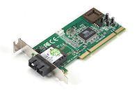 PCI Fiber Adapter, 100BASE-FX, Multimode, SC