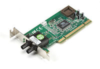 100BASE-FX Fiber PCI NIC, ST Multimode
