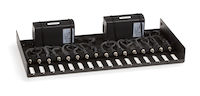 Rackmount Tray for LBHxxx Series Switches with (2) 9VDC Power Supplies