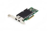 10-GbE PCI-E Network Adapter (NIC) - (2) RJ-45 Ports