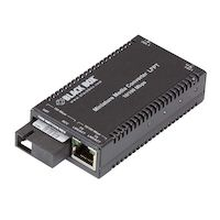 Media Converter Fast Ethernet Single Mode 1550nm TX 1310nm Rx 20km SC Single Fiber