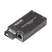 MultiPower Miniature Media Converter Fast Ethernet Multimode 1550nm TX 1310nm Rx 2km SC Single Fiber