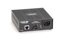 Compact Media Converter - 100BASE-TX/100BASE-BX, 20 km, Single-Mode, Single-Strand, 1550 TX/1310 RX, SC