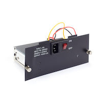 Pure Networking Copper to Fiber Media Converter Chassis Power Supply - Left