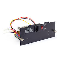 Pure Networking Copper to Fiber Media Converter Chassis Power Supply - Right