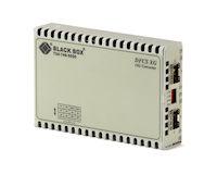 Dynamic Fiber Conversion System Media Converter 10 Gigabit Ethernet SFP+