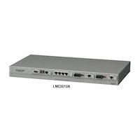 Dynamic Fiber Conversion System Media Converter Chassis 19-Slot Rackmount Managed with 1 AC Power Supply