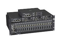 HDMCS II Managed Media Converter Chassis - 20-Slot, Rackmount, AC Power