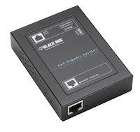 PoE+ Gigabit Splitter - 5-12-VDC, 6-Amp
