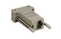 Console Server Adapter - DB9 Female DTE to RJ45