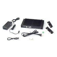 MCXS9 4K60 Network AV Encoder - HDMI 2.0, DisplayPort 1.2a, Scaling, USB, 10-GbE Copper or Fiber