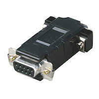 RS-232 Modem Eliminator - DB9 Female/Female