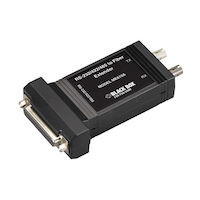 Async RS232 RS422 RS485 extender fiber DB25 Female ST