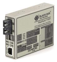 Flexpoint Async RS232 Extender - Fiber DB9 Female SC SM 30-km