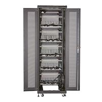 60-Device Mass Charging Cabinet
