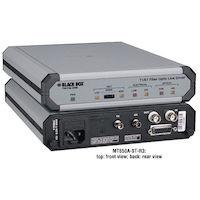 T1/E1 Fiber Optic Line Driver, ST, Standalone, 1310-nm Single-Mode