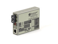 Media Converter T1/E1 Single Mode 1300nm 28km SC