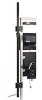 Vertical Rackmount Surge-/Circuit-Protected Power Strip - 20-Amp, 120 VAC, 30-Outlet, 6-ft. Cord