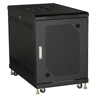 Select Plus Server Cabinet - 15U, Split Rear Door, 24