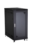 Select Plus Network Cabinet - 24U, Split Rear Door, 24