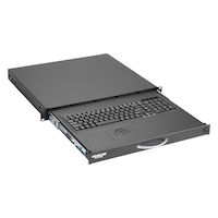 "Rackmount Keyboard with Trackball - 19""W x 18.3""D"