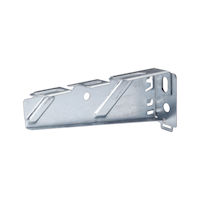 """BasketPAC 8-in. Wall Bracket for 6""""W Cable Tray"""