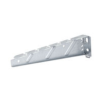 """BasketPAC 14-in. Wall Bracket for 12""""W Cable Tray"""