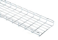 "Basket Tray Section - 2""H x 10'L x 12""W, Steel, 3-Pack"