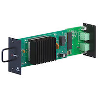Gang switch 2U 2 slot Power Supply -48VDC Input Card