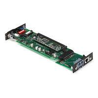 Pro Switching Gang Switch Controller Card - 2U, Ethernet (SNMP)/RS232