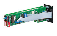 Pro Switching Gang Switch - 2U, RS-530/DB25, A/B Card, Latching