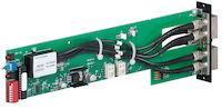 Pro Switching Gang Switch - 2U, Multimode Fiber SC, A/B Card, Latching