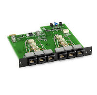 Pro Switching System Plus A/B Switch Card, RJ-45 CAT6 10-GbE, Dual-Port