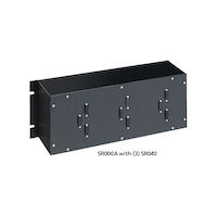Rackmountable Modem and Telco Manual Switch, 8 per Standard, 3 per Mini, Female/Female/Female