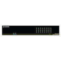 Secure NIAP 3.0 Single-Head DVI-I USB (or PS/2) KVM Switch with CAC