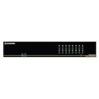 Secure NIAP 3.0 KVM Switch - Single-Head, DVI-I, PS/2, CAC, 16-Port