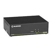 Secure NIAP 3.0 Single-Head 4K DisplayPort USB KVM Switch